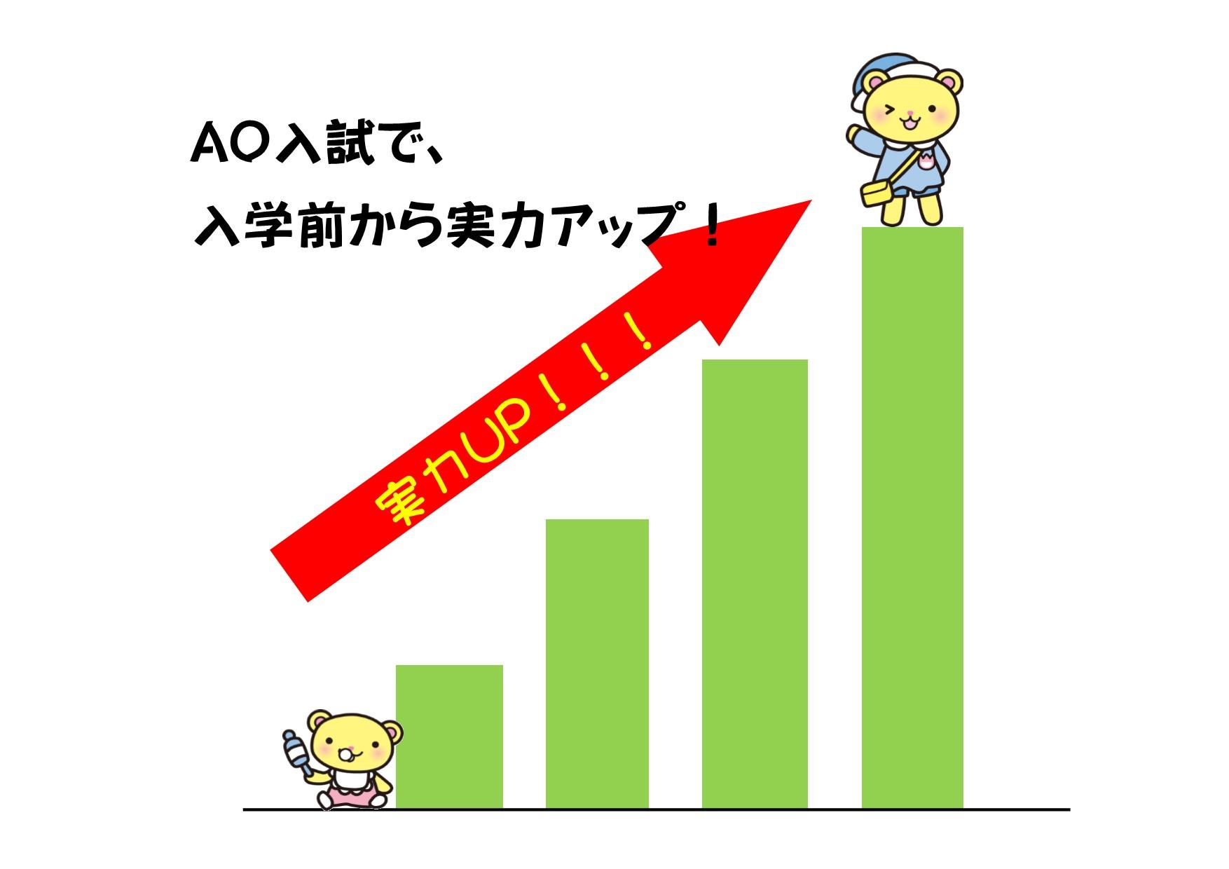 AO入試のススメ ―プレスクールを賢く活用してレベルアップ!―
