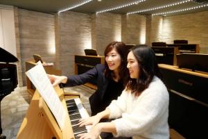 初心者ピアノ体験