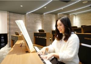 ピアノ・リズム体験